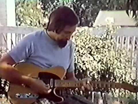 Roy Buchanan - Backyard Jam