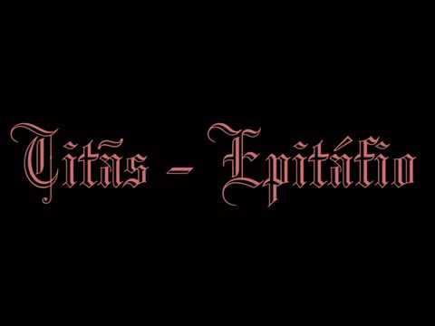 epitafio titas