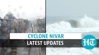 Cyclone Nivar: Rainfall in Chennai; PM Modi assures support l Latest updates