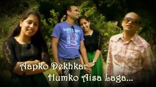 UH014 - Aapko Dekhkar Humko Aisa Laga - Divya Shakti - 1993