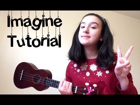 download Imagine - Ariana Grande ukulele tutorial by Mr Sunglasses 😎