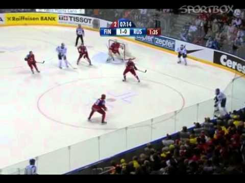Финляндия - Россия. Нарезка от SportBox.ru