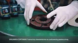 Як легко видалити іржу - CORTANIN F