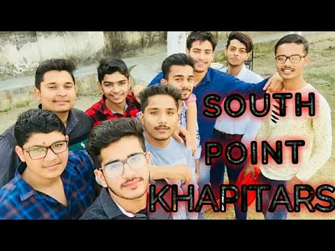 SOUTH POINT KHAPITARS  2018-2019  Ll Rahul Dhiman
