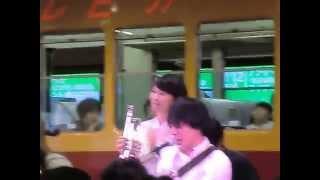 2014・7・12 おけいはん 樟葉駅から テクテク KUZUHA MA...