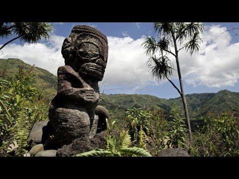 Geheimnissvolle Konstruktionen Im Pazifik