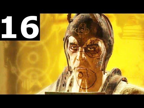 Fallout 4 Far Harbor Part 16 - Witch Hunt   Sister Aubert - Walkthrough Gameplay