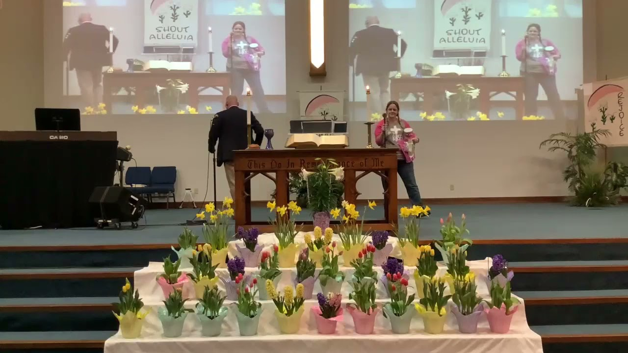 April 4, 2021 - Easter Sunday