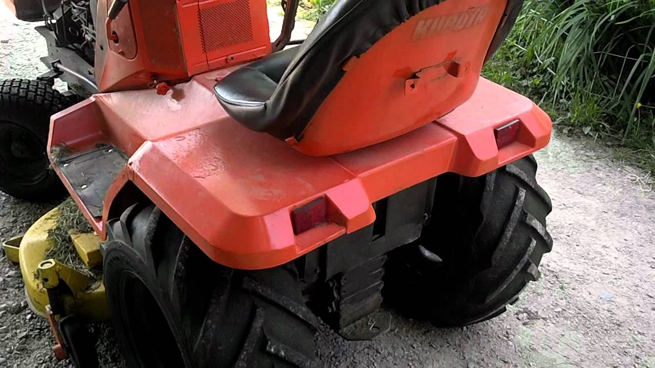 maxresdefault kubota hst g4200 garden tractor youtube kubota g4200 wiring diagram at edmiracle.co