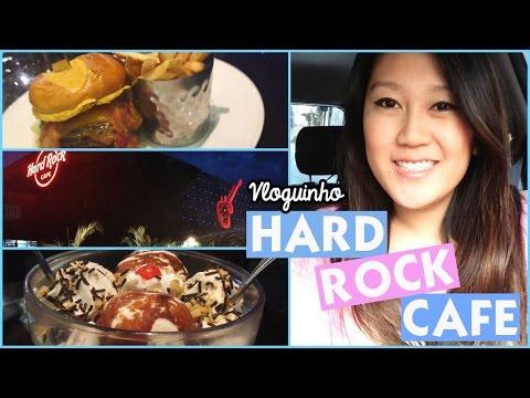 Hard Rock Café Curitiba ♥ Vlog