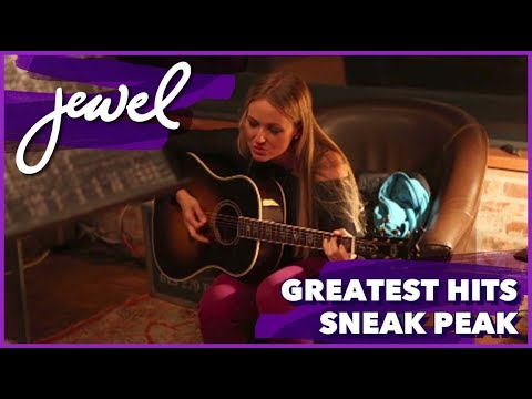 Jewel's Greatest Hits sneak peak
