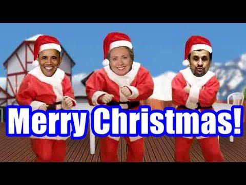 Barack Obama, Hillary Clinton And Mahmoud Ahmadinejad Together On ...