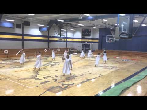 Buckhorn High School Varsity Winter Guard February 13, 2016