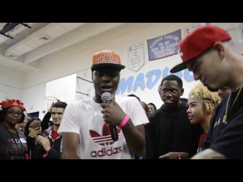 2016 Holiday Kickoff at Madison High School - Hosted by Paul Wall