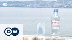 Welterfolg: Mineralwasser aus Evian | Euromaxx