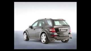 Lorinser Mercedes Benz ML 2012 Videos
