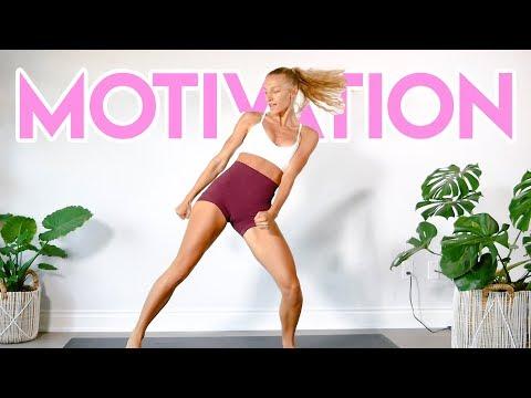 Normani - Motivation FULL BODY CARDIO WORKOUT