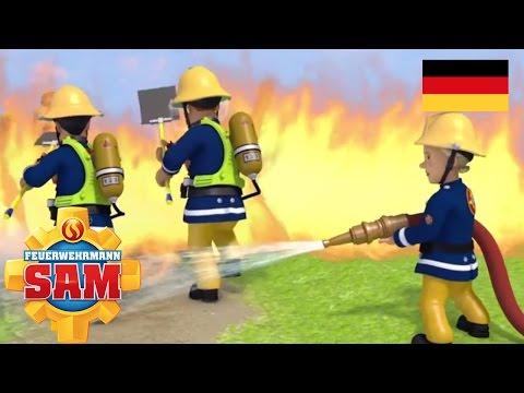 Feuerwehrmann Sam Deutsch Neue Folgen   Beste mit Feuerwehrmann Sam