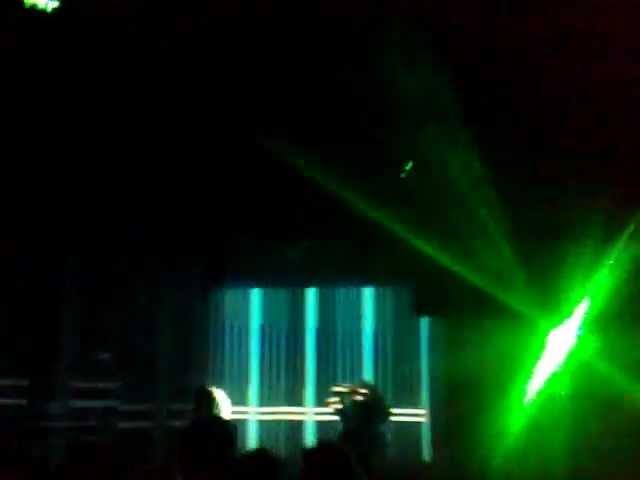 The Upbeats Live in Cross club Prague 4.5.2012