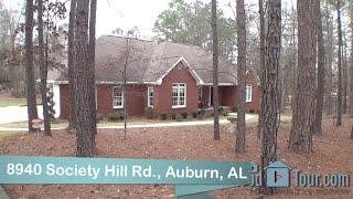 8940 Society Hill Rd , Auburn, AL