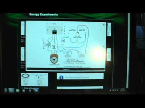 Bedini Circuit - How to DIY on