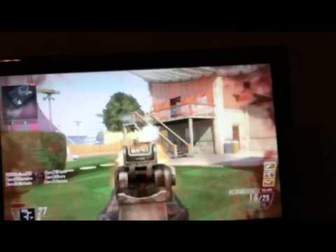 Call of duty:black ops 2 TS (trickshot)