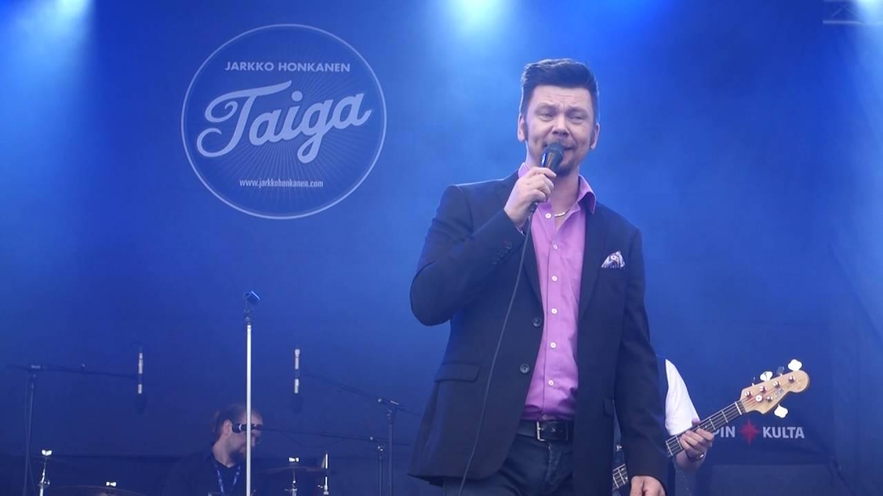 Jarkko Honkanen Taiga