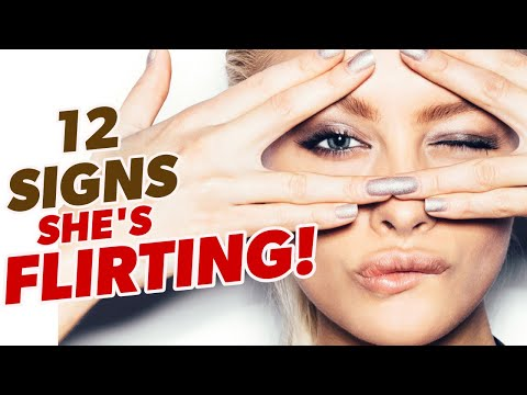 12 Signs A Girl Is Flirting With You - How To Read Her Body Language Cues To Know If She Is Into You