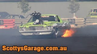 Repeat youtube video EVILXA Fires Up For Second Place at Springnats