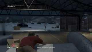 GTA 5 Walkthrough ITA - Missione 16: Il nervoso Ron [ORO 100%]