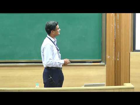 BITS 2018: Srikrishna Bhashyam - Asymptotically Optimal Search Policy for Odd Arm Identification