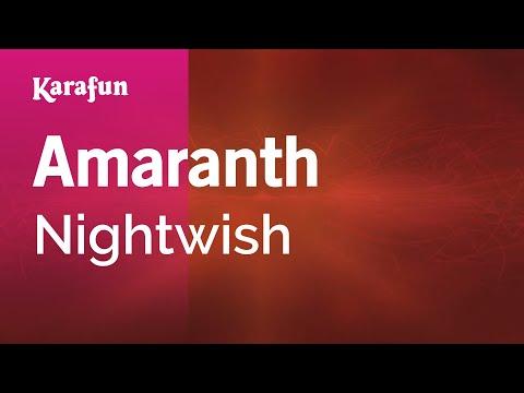 Karaoke Amaranth  Nightwish *