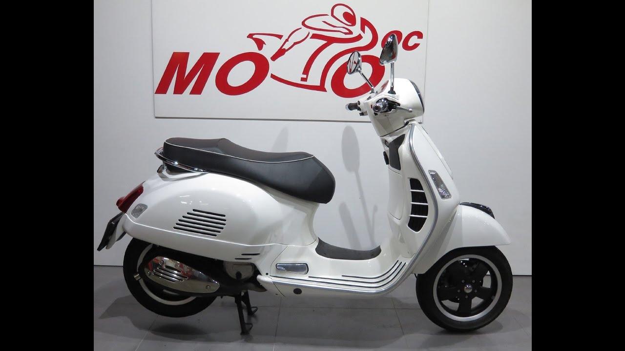 vespa 125 sport achat vente reprise rachat moto d 39 occasion motodoc youtube