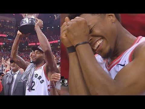 Kyle Lowry is finally here