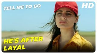 Ali Finds Out About Layal's Past | Tell me To Go Turkish Romantic Movie