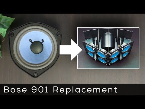 Need A Replacement Speaker For Your Bose 901?