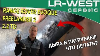 Ограничение мощности Range Rover Evoque | Неправильный приговор на замену турбины | LR WEST cмотреть видео онлайн бесплатно в высоком качестве - HDVIDEO