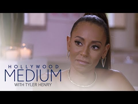 Mel B Gets Emotional Hearing About Her Late Grandfather | Hollywood Medium with Tyler Henry | E!