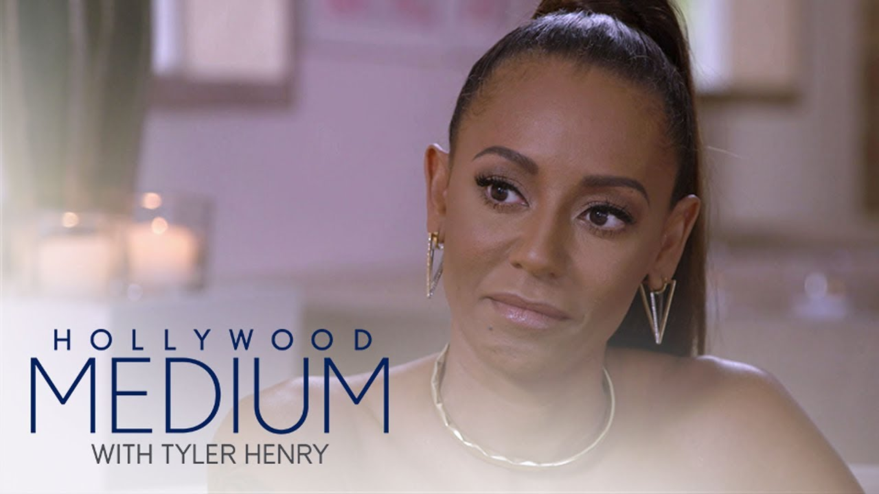 Mel B Gets Emotional Hearing About Her Late Grandfather ...