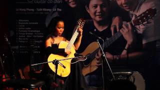 Romance de Amour - Anon - perform Lê Thu