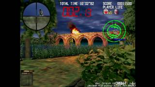 Silent Scope 2 - Full Game Playthrough (Not MAME)