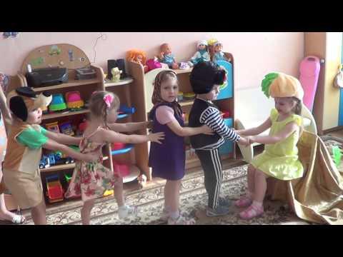 Инсценировка сказки Теремок младшая группа. Детский сад №11Ромашка г.Красный Луч
