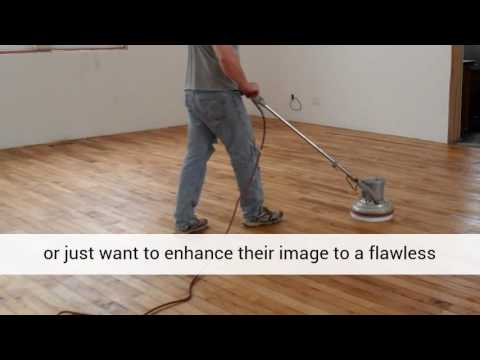 hardwood floor polishers