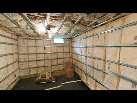 Building a Soundproof Music Room - With Panoramic Video - Total Home Interiors