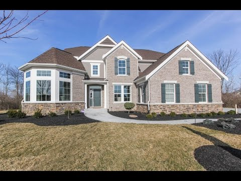 The Keller Floorplan By Fischer Homes | Model Home In Shadowood
