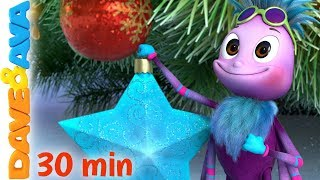 Download lagu Itsy Bitsy Spider Christmas Version Christmas Songs for Kids Dave and Ava MP3