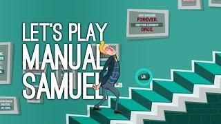 Manual Samuel Gameplay: Let's Play Manual Samuel (BREATHE! BLINK! SPINE!)