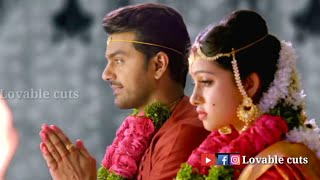 💞Kalyana maalai song | whatsapp status | kalyana maalai cover song| alagana manaivi |Marriage video