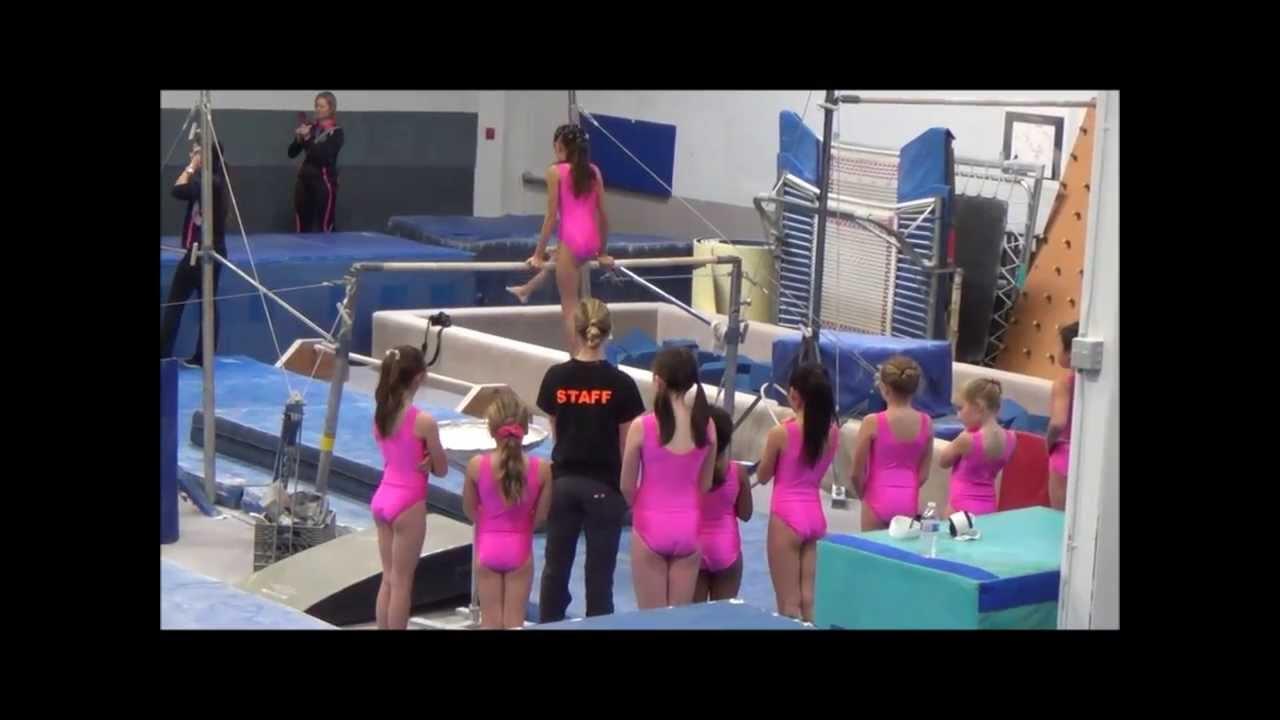 level 2 gymnastics meet 2014