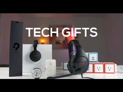 Cool Tech Gifts